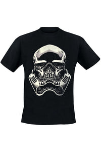 Poizen Skull Trooper T-shirt