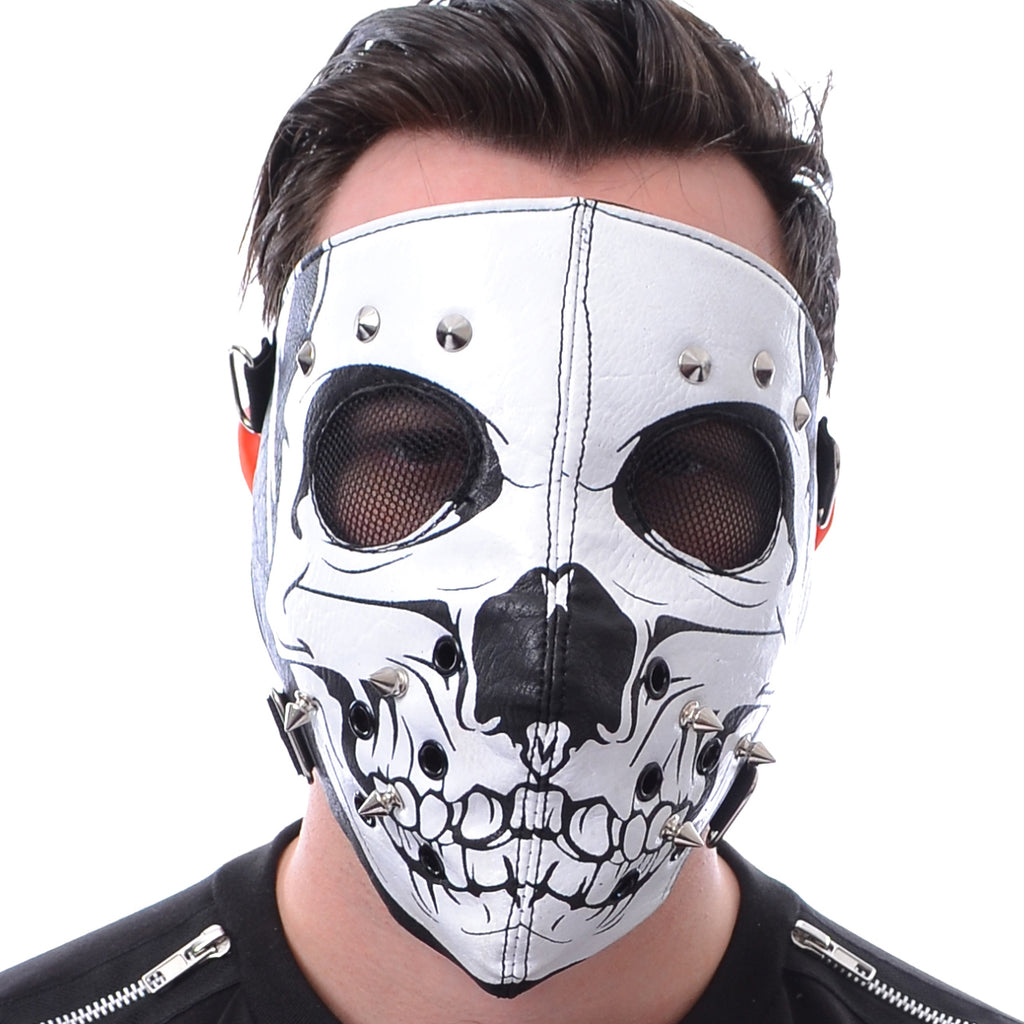Poizen Skull Face Mask
