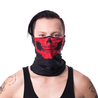 Red Skull Snood