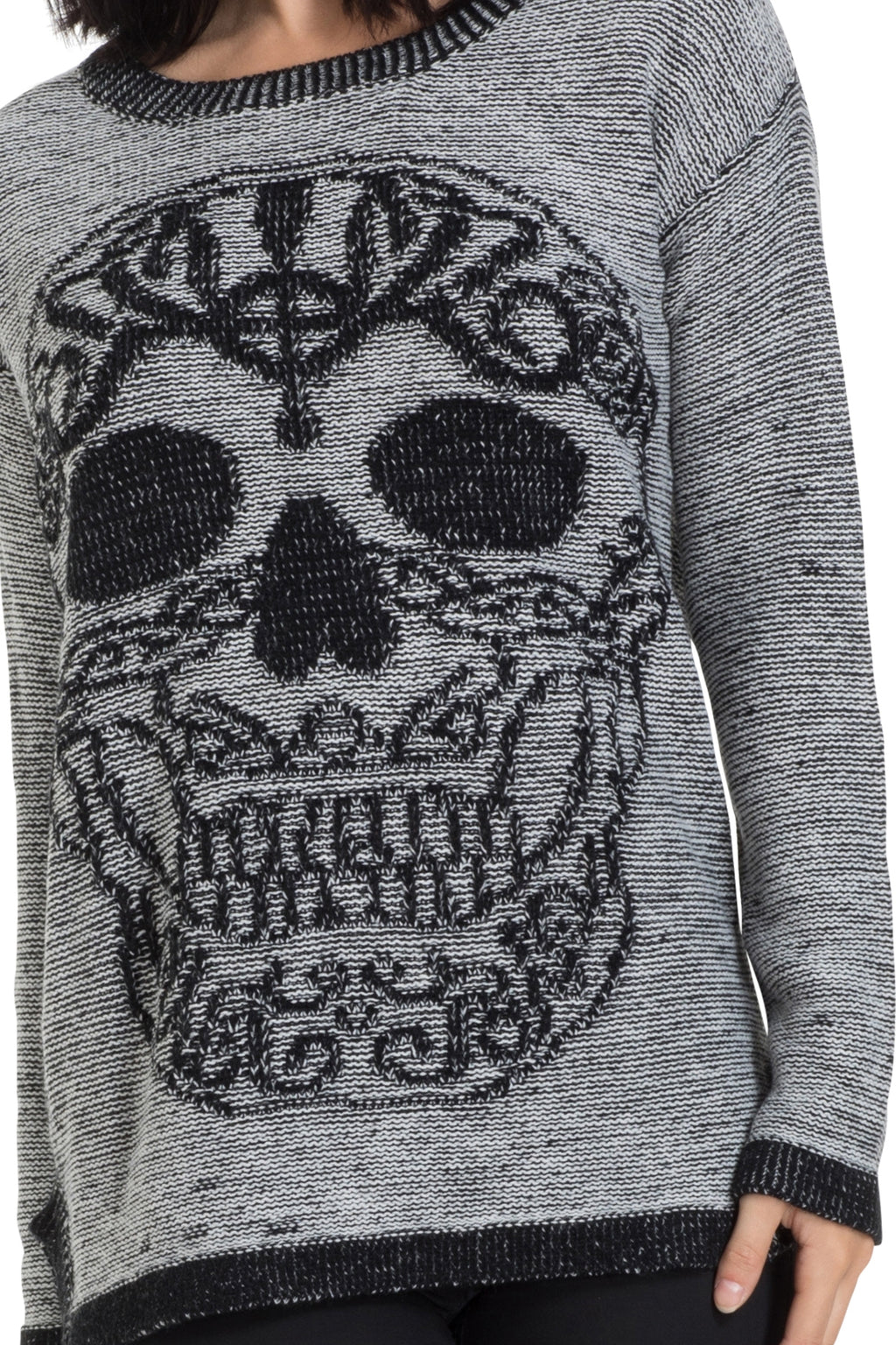 One Direction Celtic Skull Sweater