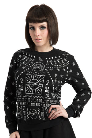 One Direction Hieroglyph Sweatshirt