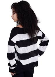 Killstar Casey Knit Sweater