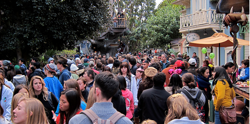 Disneyland, Autism, and Stress