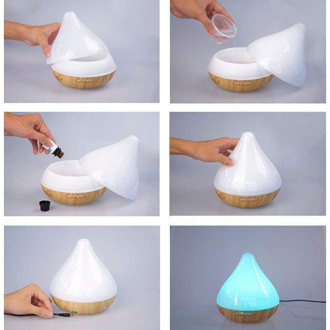 A Colourful Kiss - Humidifiers