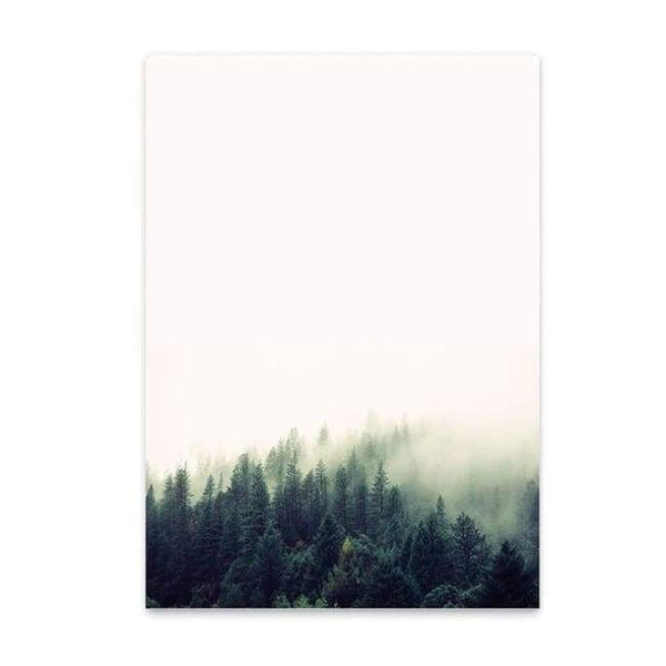 Ablest Navigators - 20X25Cm (8X10 Inches) / Forest - Prints