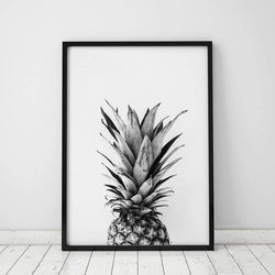 Be Wild And Free - 20X25Cm (8X10 Inches) / Pineapple - Prints