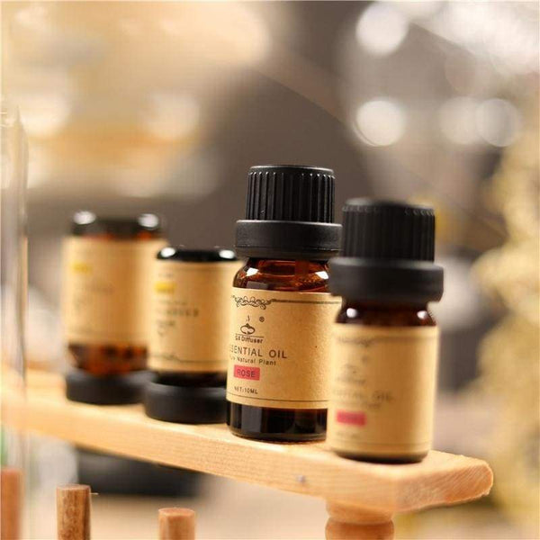Diffusing Essential Oils - Humidifiers