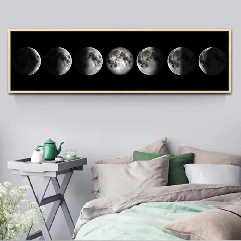 Eclipse Of The Moon - Prints