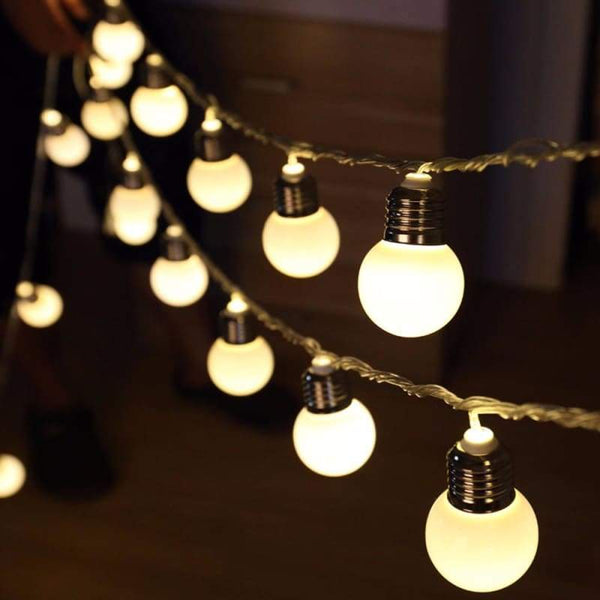 Fairy Bulb Holiday - Decor Lights