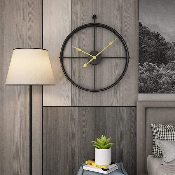 Framed Wall Clock