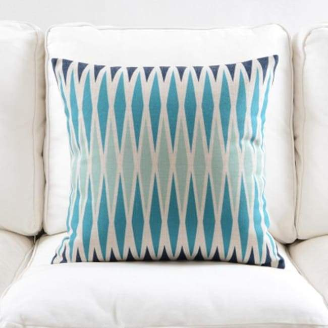 Fresh Blue Cushion Covers - Tight 1 - 45X45 Cm (18X18 Inches)