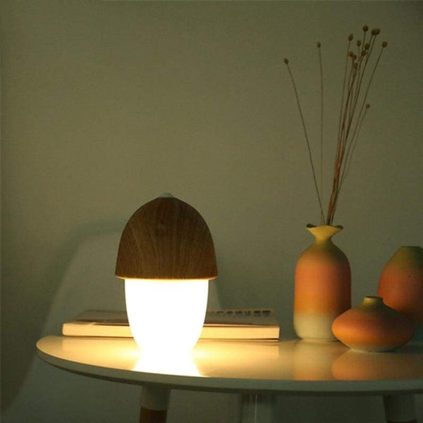 Lighting Up The Acorn - Desk Lights