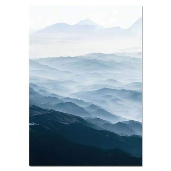 Misty Mountains - 20X30 Cm (8X12 Inches) / Right