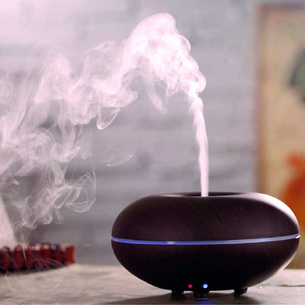 Pebbles - Dark Wood - Humidifiers