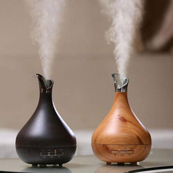 Pouring The Spa - Humidifiers