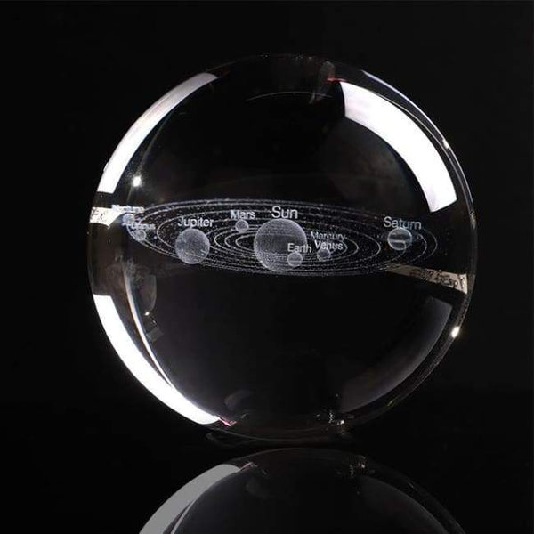 Space in a Ball - 6 CM / Crystal Ball