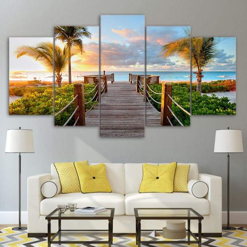 Towards Paradise - Canvases