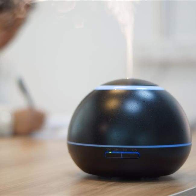 Tradition - Black - Humidifiers