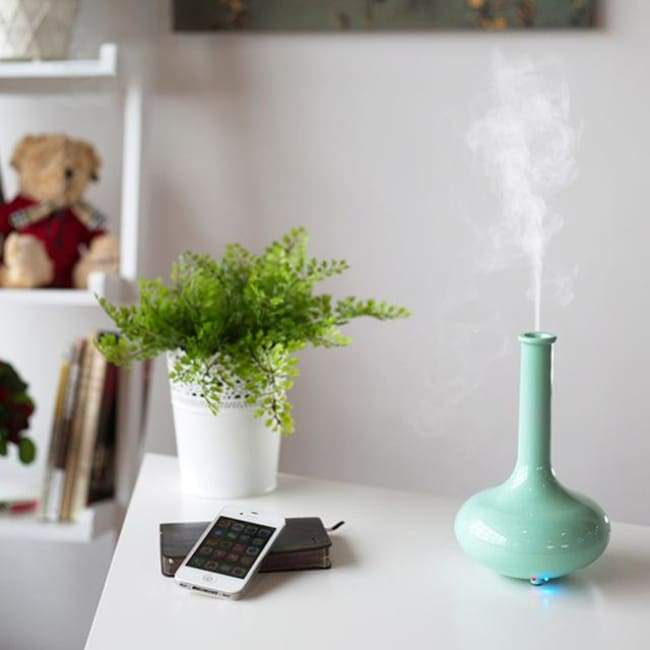 Vase Of Air - Blue - Humidifiers