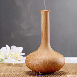 Vase Of Air - Light Wood - Humidifiers