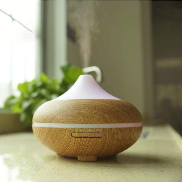 Your Airy Kisses - Light Wood - Humidifiers