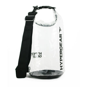 Dry Bag 5L Clear Type + FREE Dry Bag Q 2L (Black)