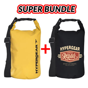 Dry Bag 5L + Dry Bag 5L Freestyle (Random Design)