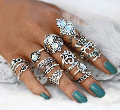 Ring sets