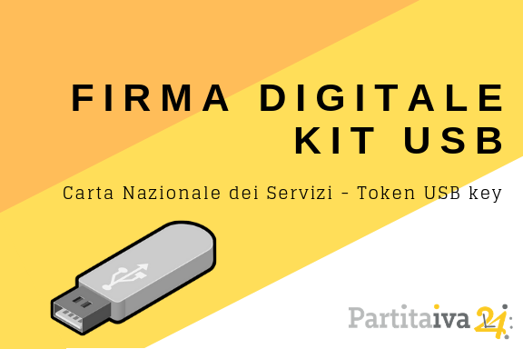 Firma Digitale - CNS - token usb key