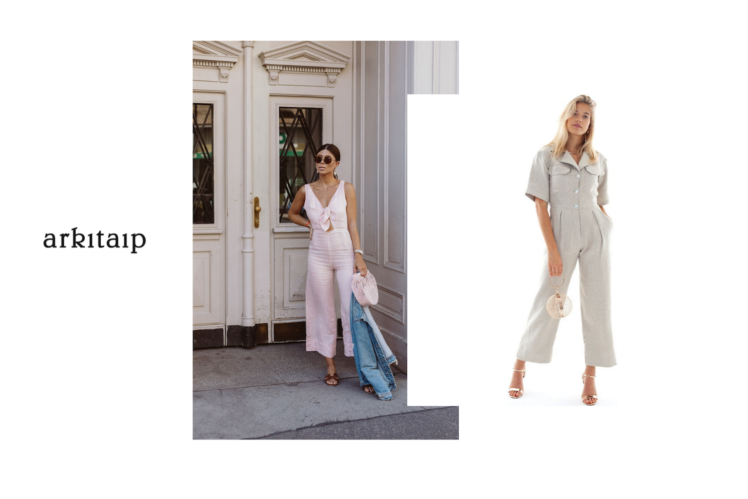 Sustainable Fashion Brand: Arkitaip