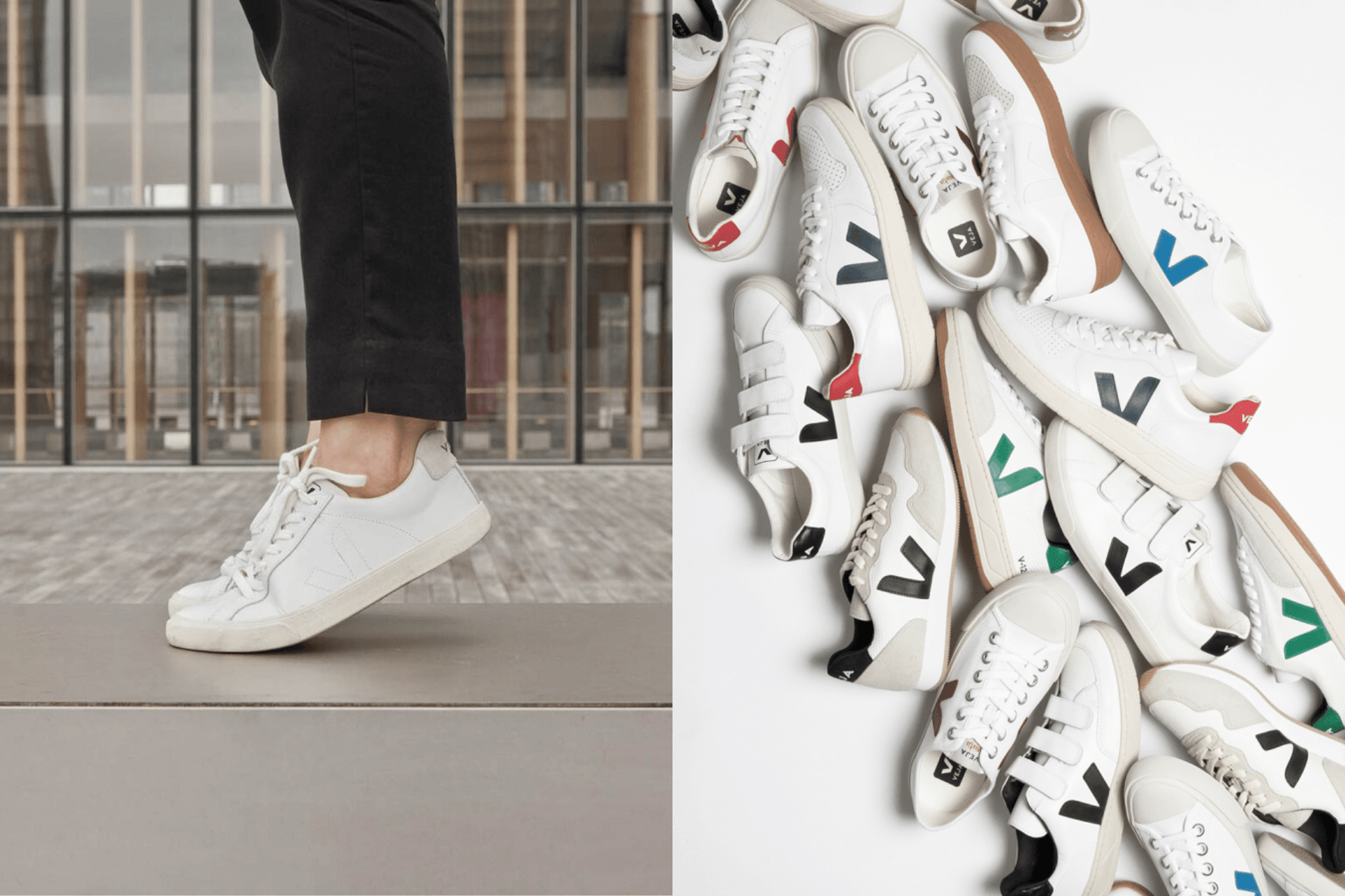 Are VEJAs vegan? sustainable sneakers