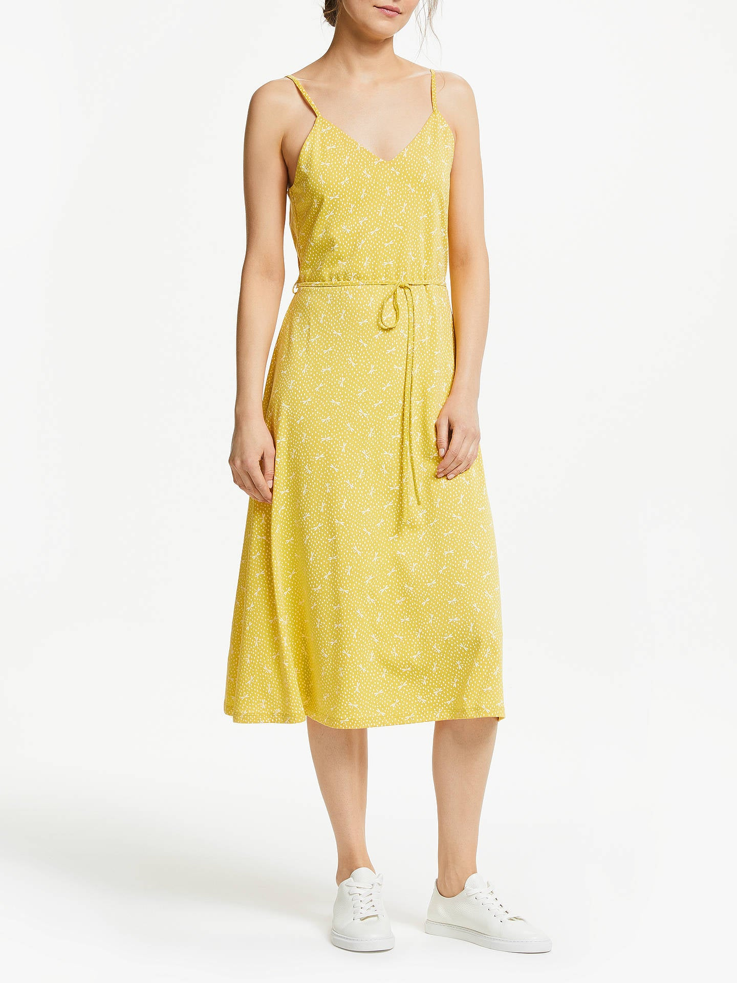 Sustainable dresses for summer 2019: Marcy Dragonfly Dress People Tree