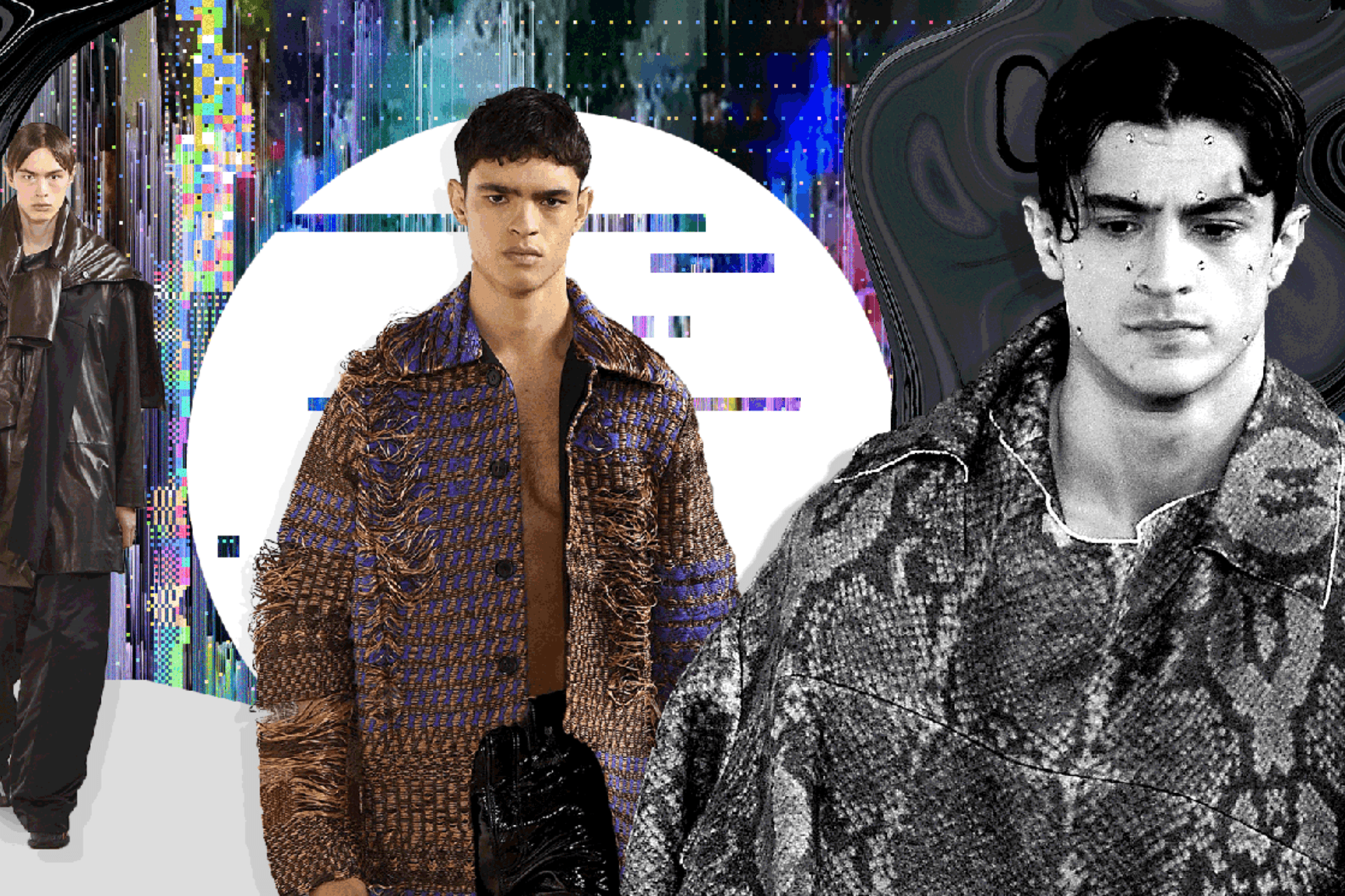 From AI Clothing to Animals on the Runway at Paris Fashion Week