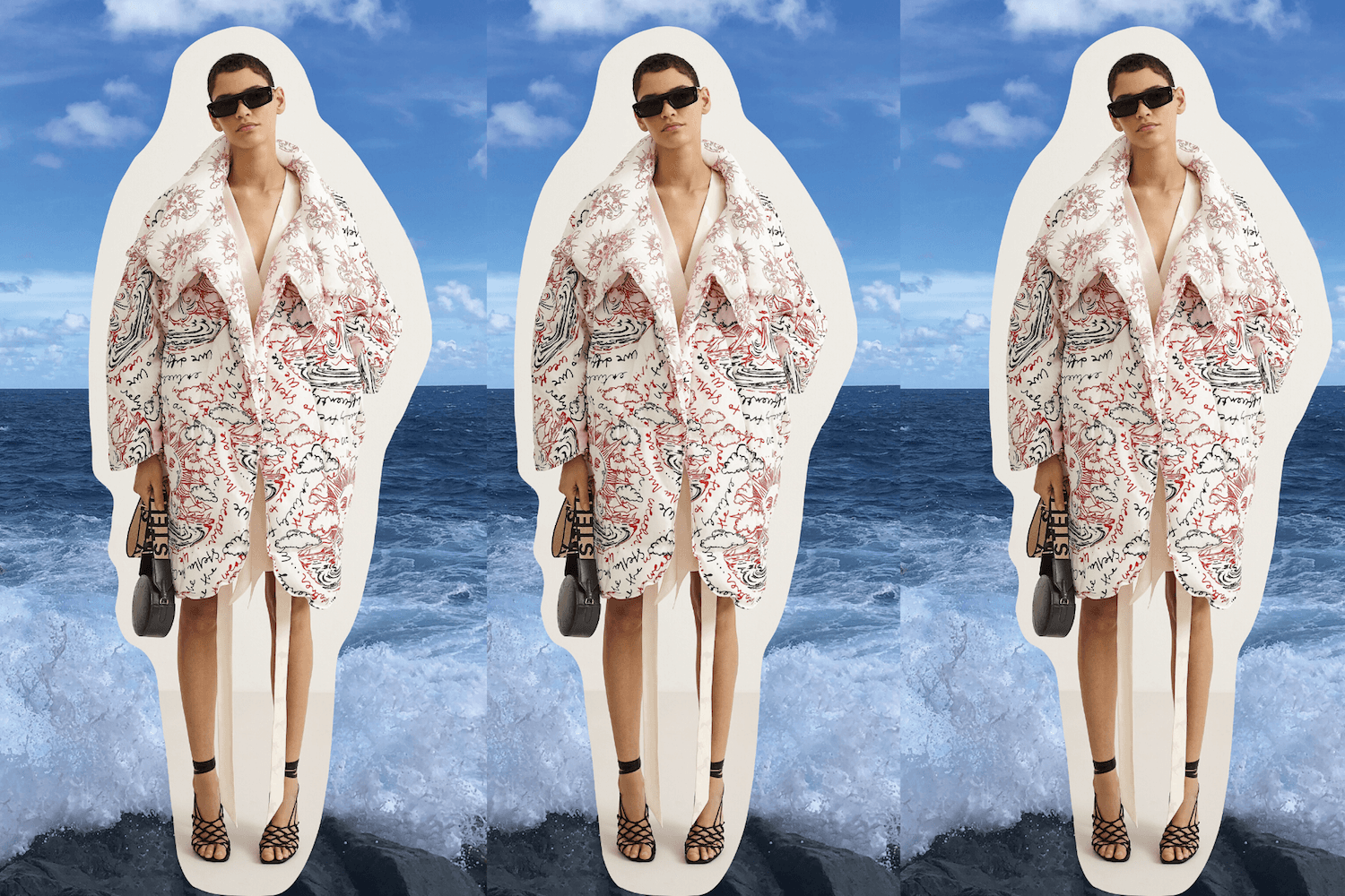 Stella McCartney Resort 2020 Sustainable Collection Materials
