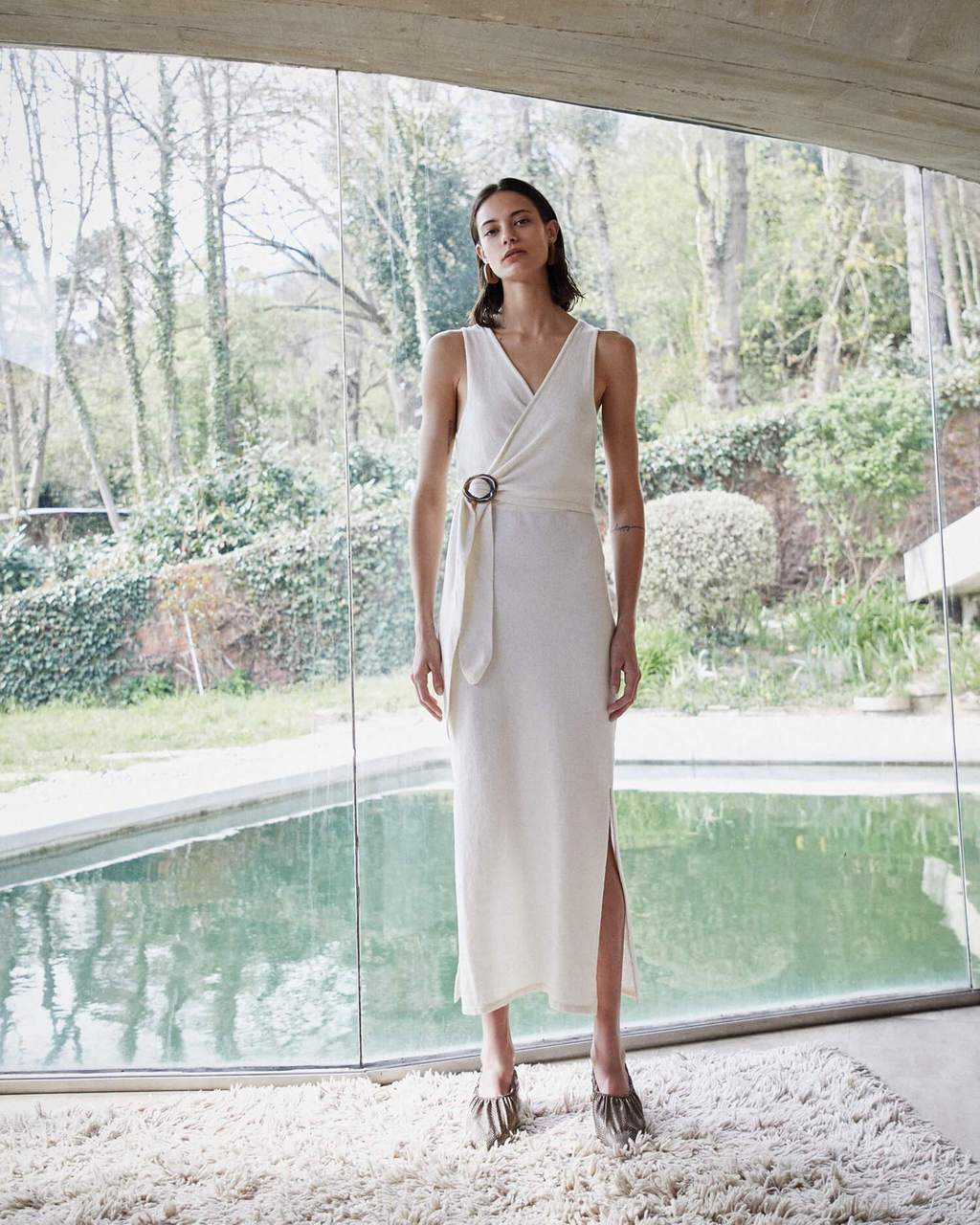 Sustainable dresses for summer 2019: SUBAH