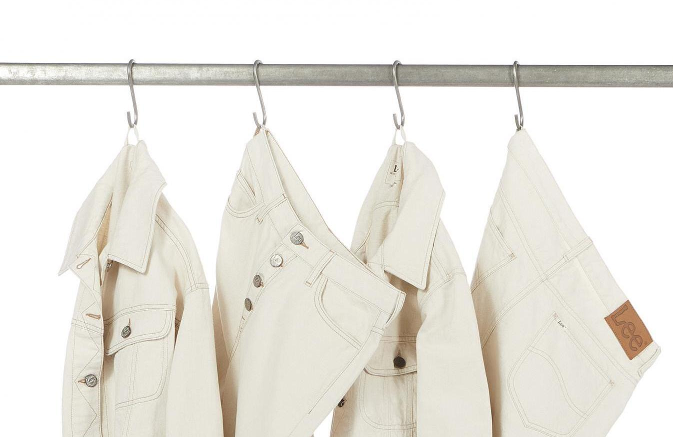Lee Jeans launches range of fully biodegradable denim