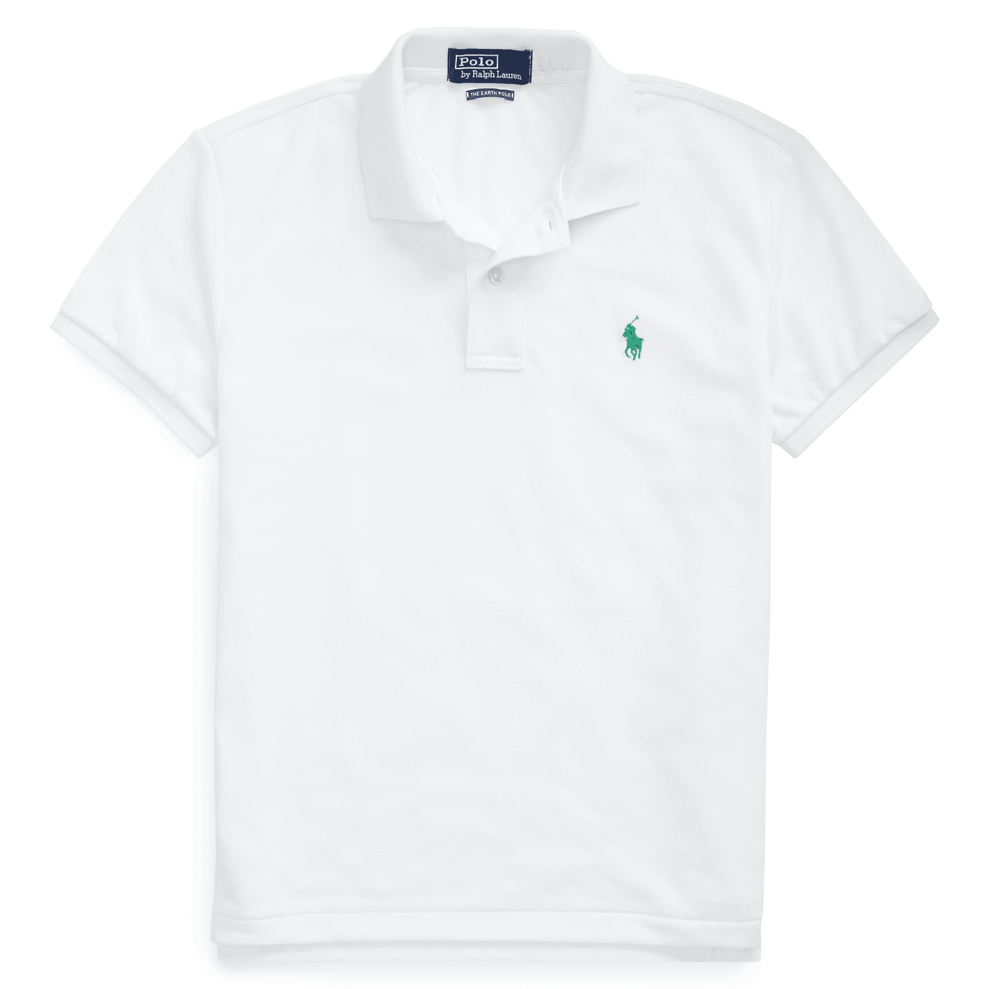recycled plastic Polo by Ralph Lauren