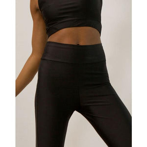 Go As U R High-Waist Black Leggings