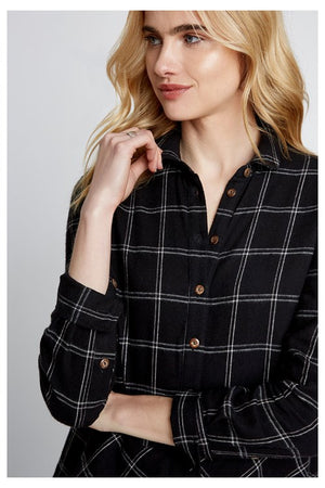 Annemarie Check Shirt