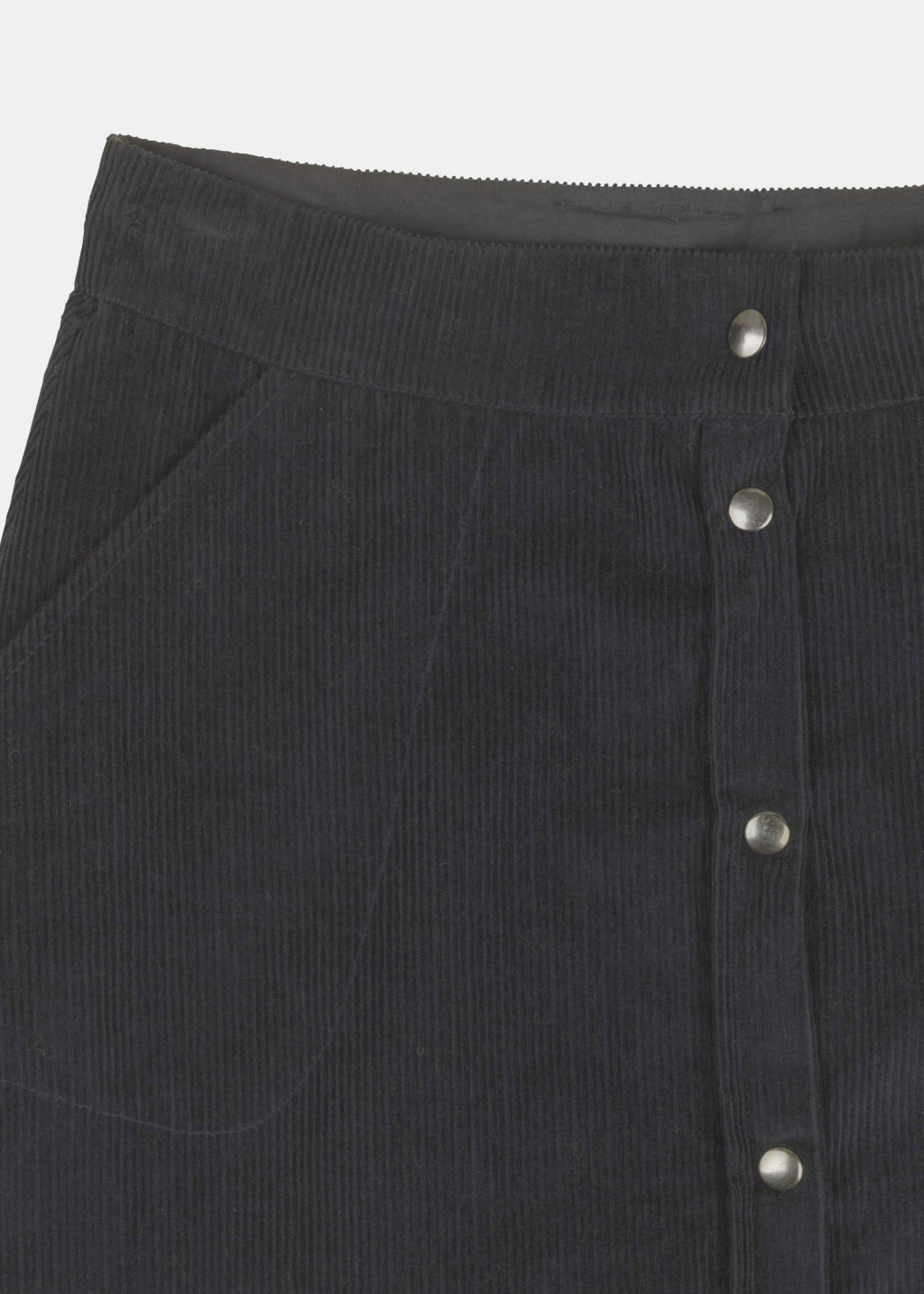 A-shape Skirt Corduroy