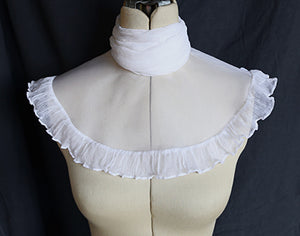 Pussy Bow Couture Capelet