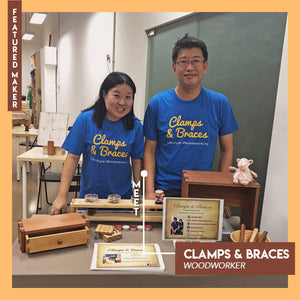 Meet Clamps & Braces - Woodworker