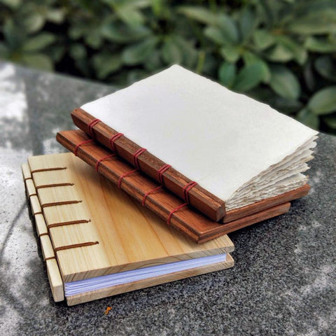 Bookbinding & Woodworking - Make Your Own Book!