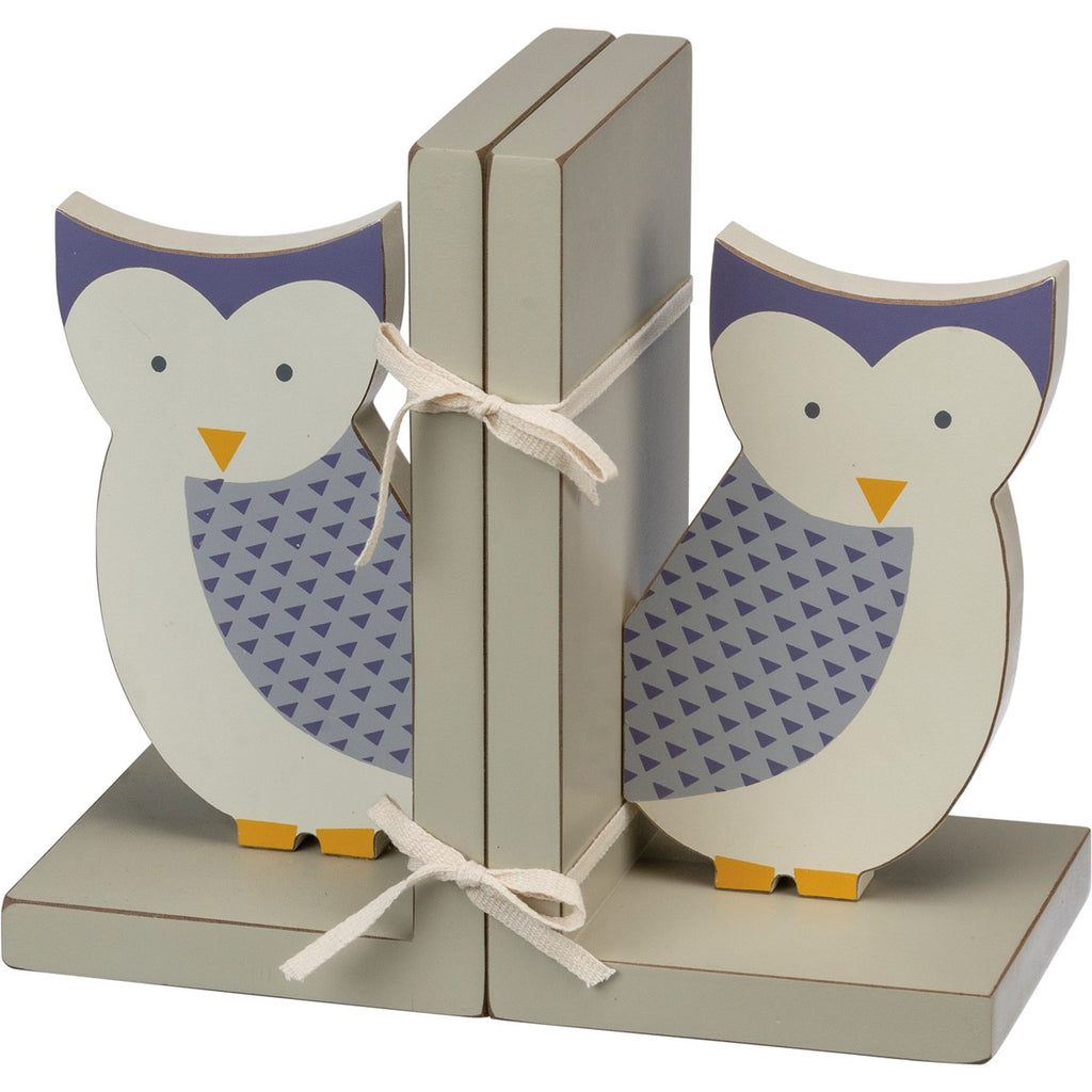 Bookends - Owl - Citral Living