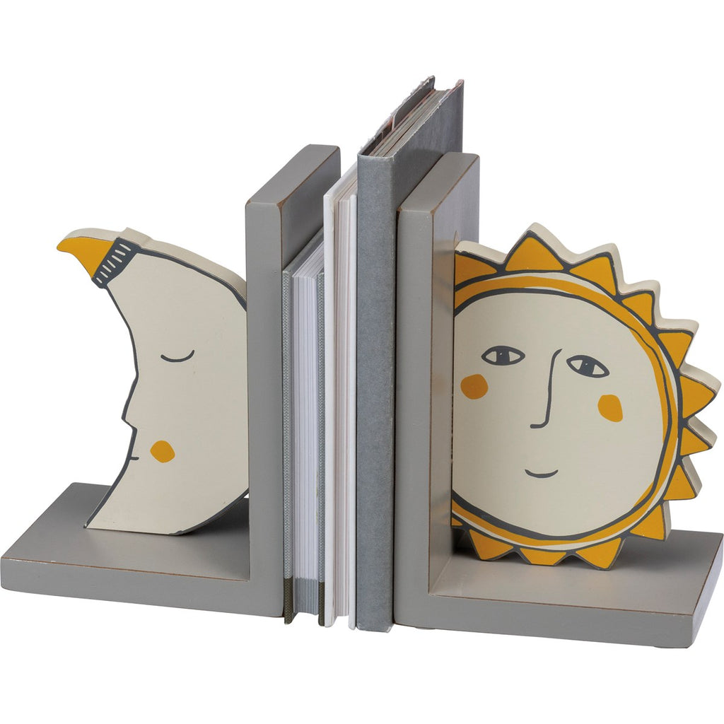 Bookends - Sun And Moon - Citral Living