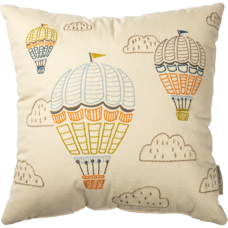 Balloons & Clouds Pillow - Citral Living
