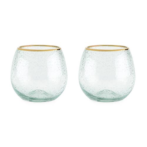 Tealight Wine Glass Set - Citral Living