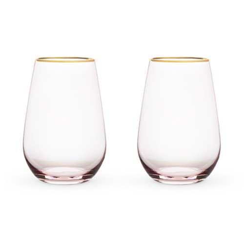 Rose Wine Glass Set - Citral Living