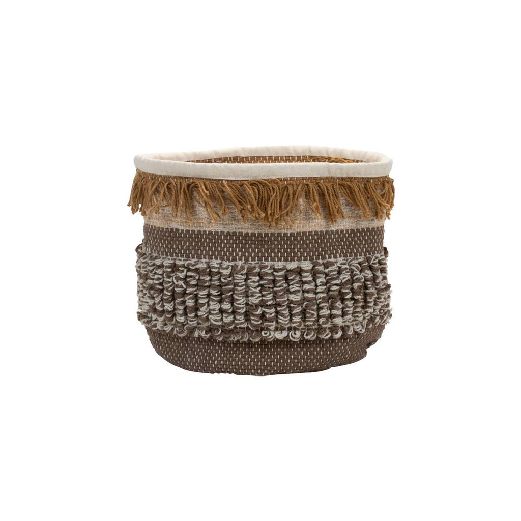 Multi-Purpose Woven Bin - Citral Living