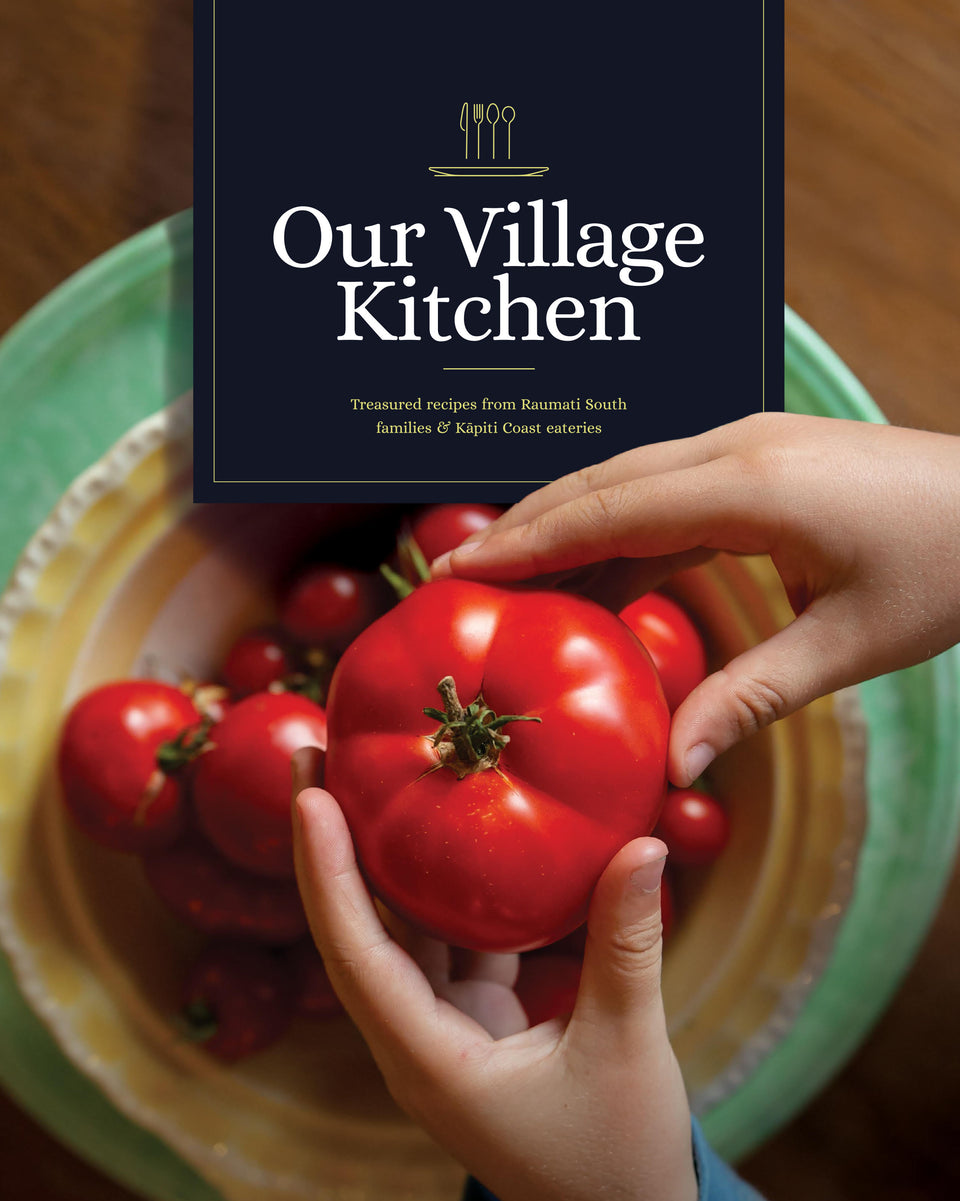 Our Village Kitchen Cook Book